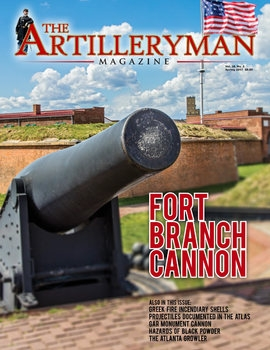 The Artilleryman Magazine 2017 Spring