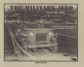 The Military Jeep, Model MB-GPW