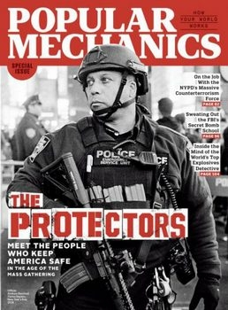 Popular Mechanics USA 2017-04