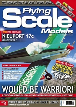 Flying Scale Models 2017-04
