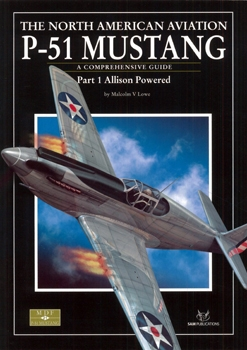 The P-51 Mustang Part 1 (Modelers Datafile №21)