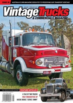 Vintage Trucks & Commercials 2017-01/02