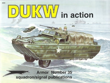 DUKW in Action (Squadron Signal 2035)