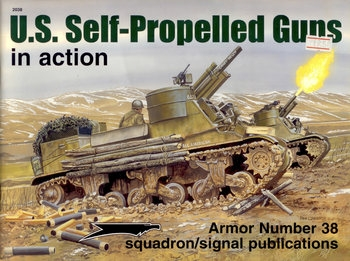 U.S. Self-Propelled Guns (Squadron Signal 2038)