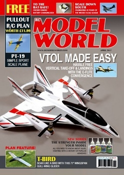 Radio Control Model World 2017-04