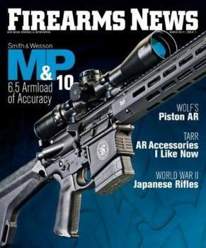 Firearms News Magazine 2017-07