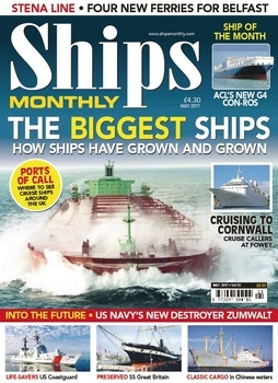 Ships Monthly 2017-05