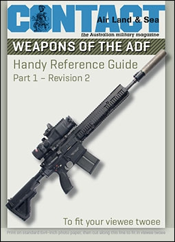 Weapons of the ADF part 1,2