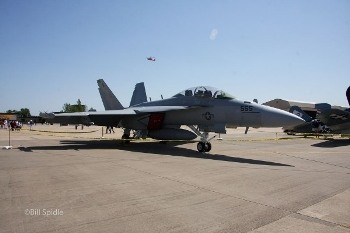 Boeing EA-18G (166944) Growler Walk Around