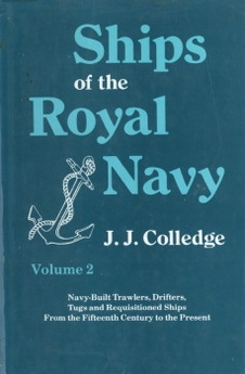 Ships of The Royal Navy Volume  2 [Greenhill Books]
