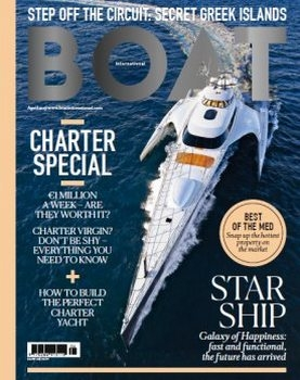 Boat International - April 2017
