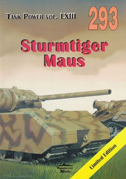 Sturmtiger Maus (Wydawnictwo Militaria 293)