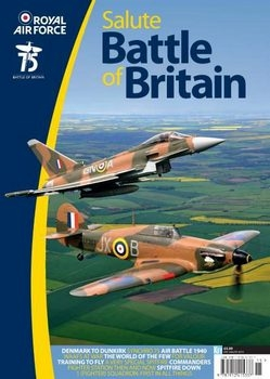 Salute Battle of Britain (Royal Air Force 2015)