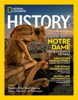 National Geographic History - May/June 2017