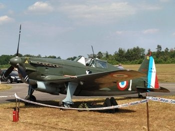 Morane Saulnier 406 Walk Around