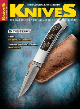 Knives International Review №25 2017