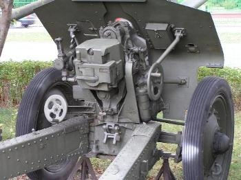 122 mm Howitzer (M-30) mod.1939 Walk Around