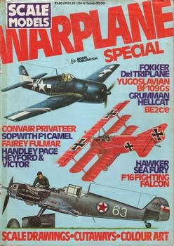 Scale Models Warplane Special [MAP Publication]