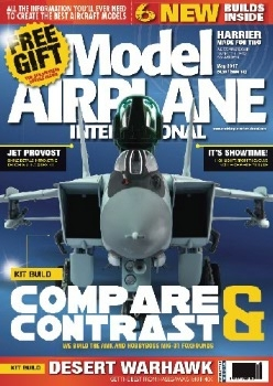 Model Airplane International - Issue 142 (2017-05)