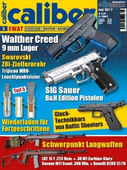 Caliber SWAT Magazin 2017-05