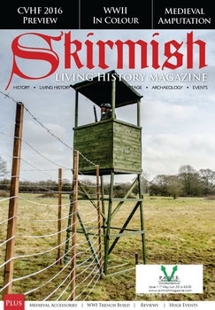Skirmish: Living History Magazine 2016-05/06 (117)