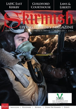 Skirmish: Living History Magazine 2016-08/09 (118)