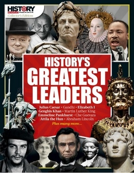 History's Greatest Leaders (History Revealed 2017)