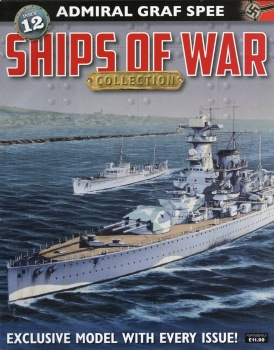 Admiral Graf Spee (Ships of War Collection №12)