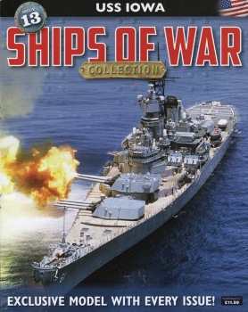 USS Iowa (Ships of War Collection №13)