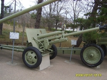 76 mm gun ZiS-3 Walk Around