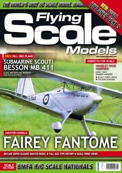Flying Scale Models 2017-06