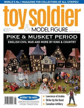 Toy Soldier & Model Figure 2017-06/07 (225)