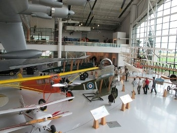 Evergreen Aviation & Space Museum Photos