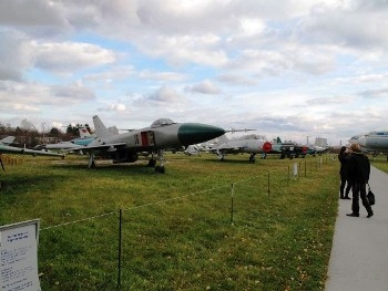 Kiev Aviation Museum Photos