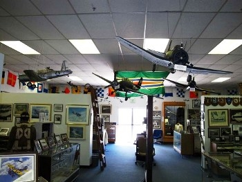 Moffet Air Museum Photos