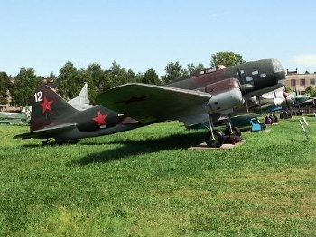 Monino Aircraft Museum Photos