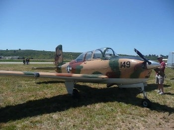Beechcraft T-34A (A45) Mentor Walk Around