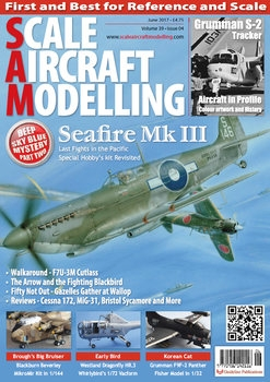 Scale Aircraft Modelling 2017-06