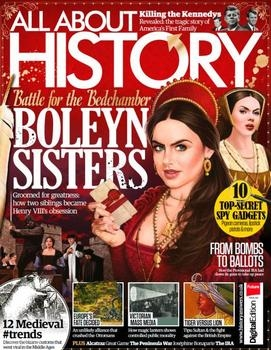 All About History - Issue 52 2017