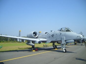 A-10C Thunderbolt II Walk Around