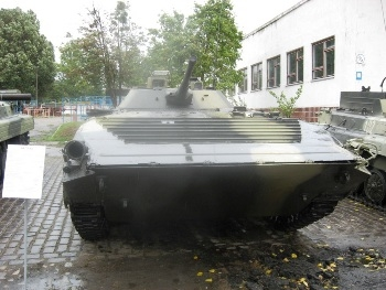 BRM-1K on a BMP-1 chassis Walk Around