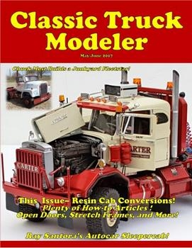 Classic Truck Modeler - May/June 2017