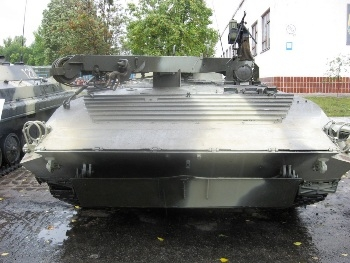 BREM-2 on a BMP-1 chassis Walk Around