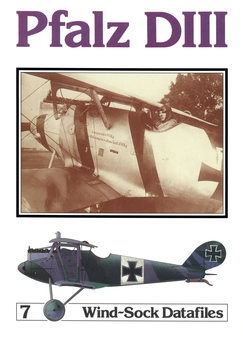 Pfalz DIII (Windsock Datafile 7)