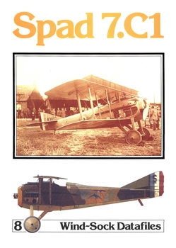 Spad 7.C1 (Windsock Datafile 8)