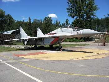 MiG-29 Walk Around