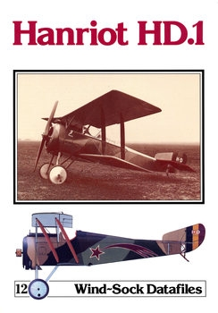 Hanriot HD.1 (Windsock Datafile 12)