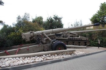Soviet S-23 180mm Gun Walk Around