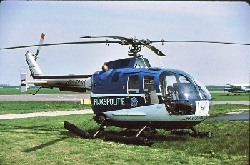Bo-105c Walk Around