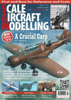 Scale Aircraft Modelling 2017-07